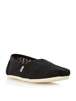Classic Slip On Casual Espadrilles