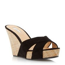 Linea Krew cross over wedge