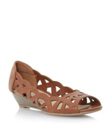 Head Over Heels Kosmo laser cut sandal