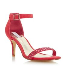 Missouri two part diamante sandal