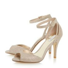 Merelda two part sandal