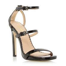 Mermaide multi strap high heel sandal