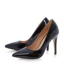 Audrine pointed court shoe