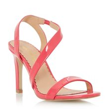 Moment strap high heel sandal