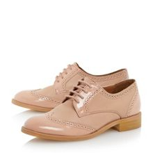 Leslee lace up brogue