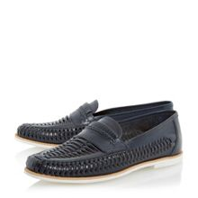 Bertie Bryant Park Woven Moccassins