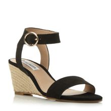 Natalia sm two part wedge sandal