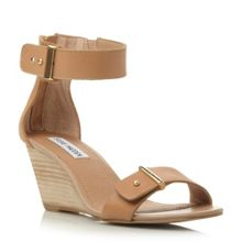 Narissa sm two part wedge sandal