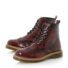 Plummy Ankle Brogue