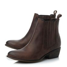 S-lennon sm elastic back low boot