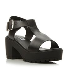 Stefano sm cleated sole h bar sandal
