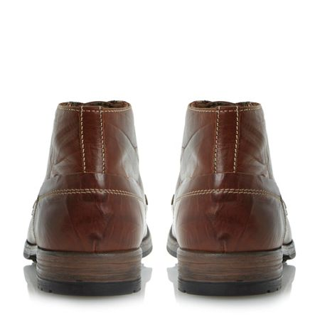 Dune Chauffeur Lace Up Casual Chukka Boots