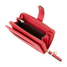 Kayla colour block strap detail purse