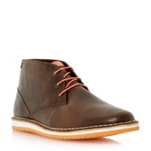 Cagoule Lace Up Casual Desert Boots