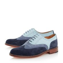 Braxton Lace Up Formal Brogues