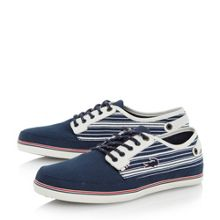 Saulieu Lace Up Casual Trainers