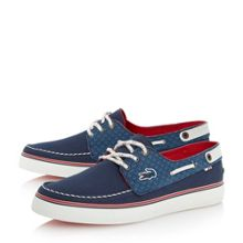 Sumac Lace Up Casual Trainers