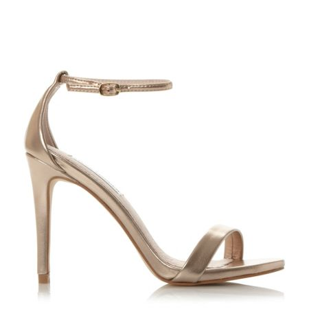 Steve Madden Stecy two part heeled sandals