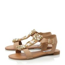 Steve Madden Wiktor sm beaded h bar sandals