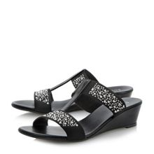 Episode Kandie jewelled elastic sandal