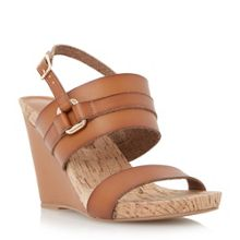 Kimmie cork wedge sandal