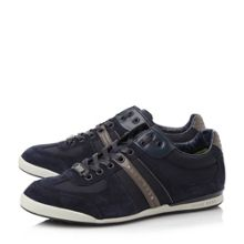 Akeen Lace Up Casual Trainers