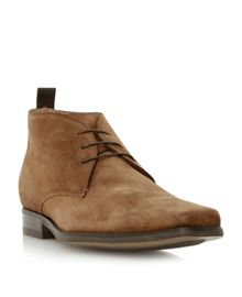 Corbon Slip On Casual Chukka Boots