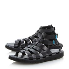Flameboy Buckle Fastening Casual Sandals