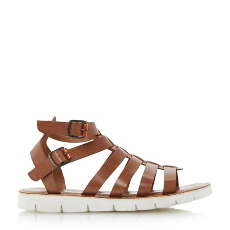 Dune Flameboy Buckle Fastening Casual Sandals