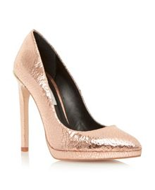 Arrabella Platform Court Shoe
