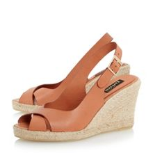 Kimberly wedge espadrille