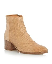 Piah point ankle boot