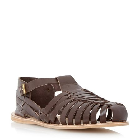 Dune Fisher Buckle Fastening Casual Sandals