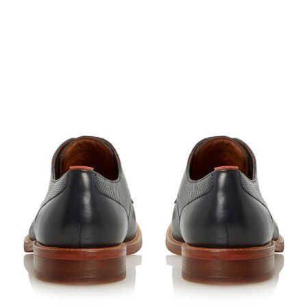 Bertie Rusty Lace Up Formal Oxford Shoes