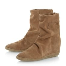 Pipper Slouch Wedge Boot