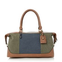 Peyton Canvas Holdall