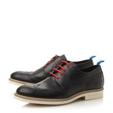 Collective Lace Up Casual Brogues