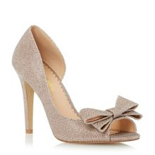 Madore semi dorsay bow sandals