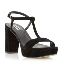 Jilly t-bar block heel sandal