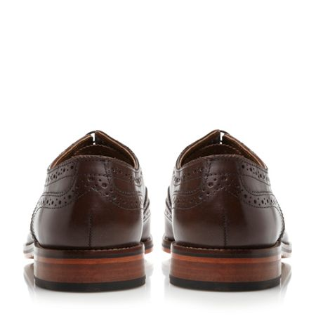 Bertie Braxton Lace Up Formal Brogues