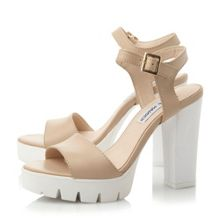 Traviss sm cleated heeled sandals