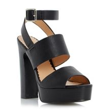 Head Over Heels Mosanne chunky platform sandals