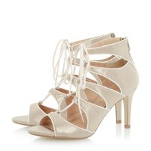 Marlana ghille lace up sandals
