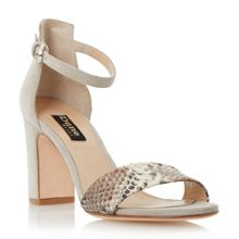 May two part sandal
