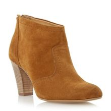 Poppey block ankle boot