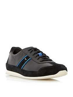 Paul Smith London Fuzz Lace Up Casual Trainers