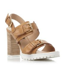 Jaimie cleated buckle sandal