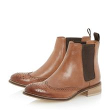 Dune Quentin brogue chelsea boots