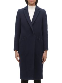 Holly longline overcoat