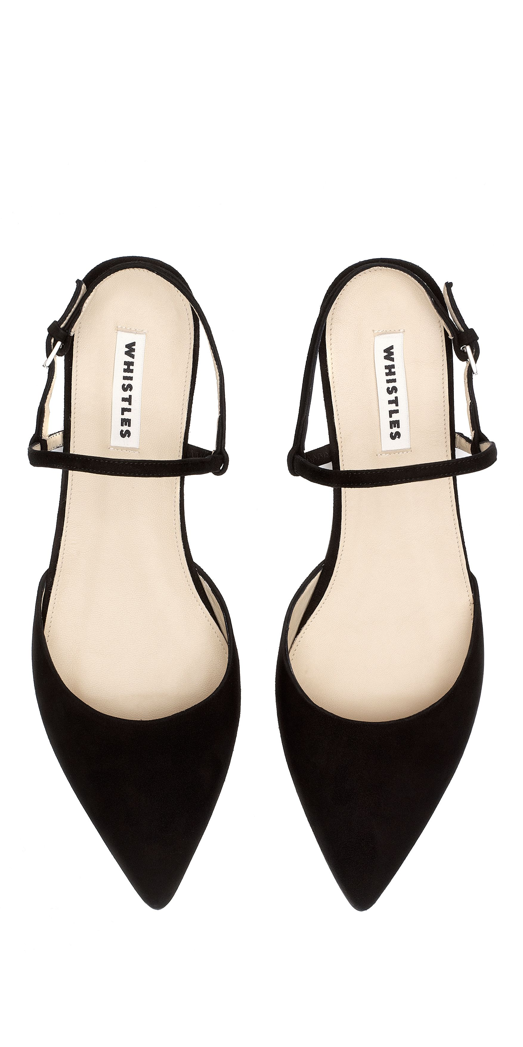 Lorna Flat Point Slingback